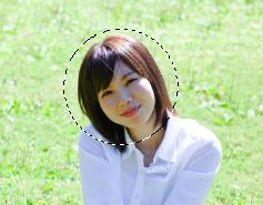 初級編|レタッチテクニック1・人物の影 Photo by Mphoto