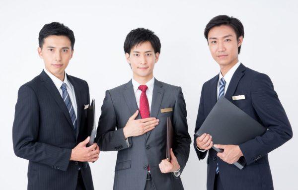 3人の社労士