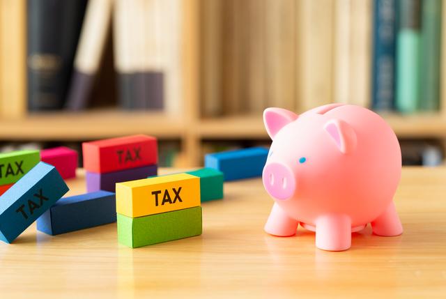 税金のイメージ画像