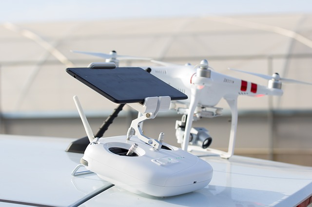 スマホWi-Fiでドローン飛行