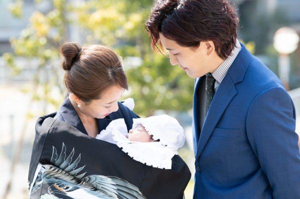 お 宮参り 服装 赤ちゃん