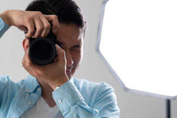 プロフィール写真もプロに撮ってもらおう