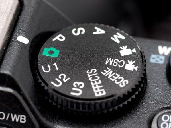 ペット撮影時のカメラモード設定
