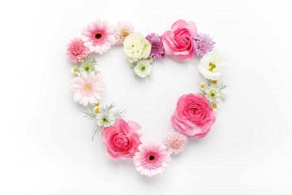 花のリース