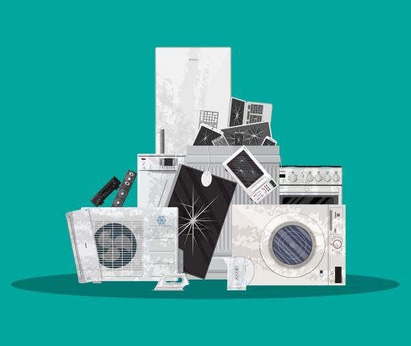 冷蔵庫と家電リサイクル法