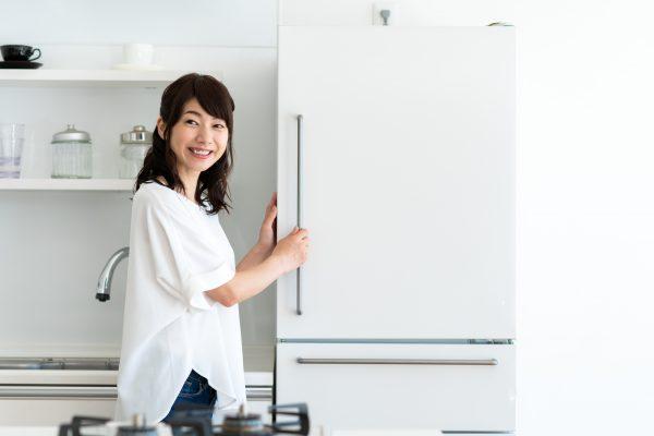 冷蔵庫購入と処分を同時に