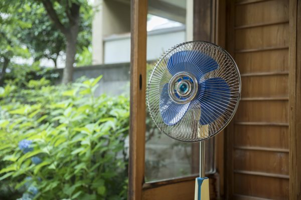 扇風機を処分するには?
