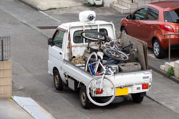 自転車の処分方法とその費用をしっかり確認しよう!
