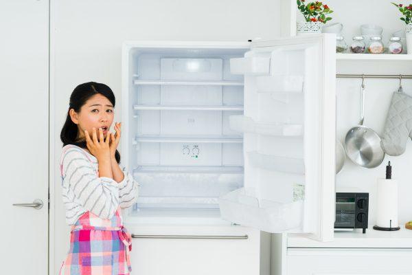 冷蔵庫が冷えない原因は主に6つ