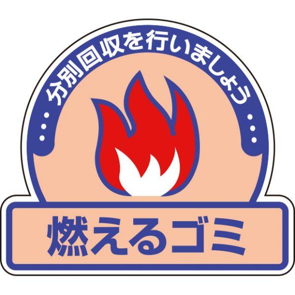 燃えるゴミ