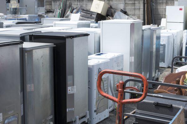 冷蔵庫処分の方法と費用