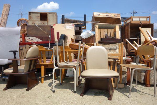 他の家具とまとめて処分したいなら