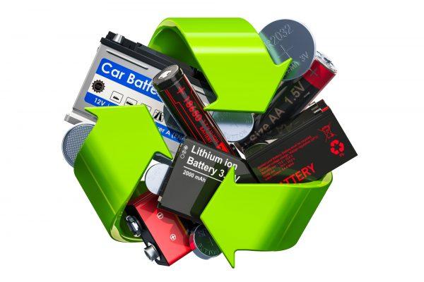電池 リサイクル