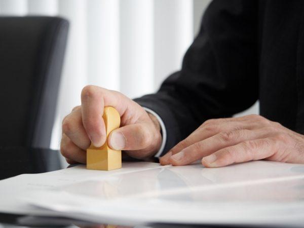 会社設立に際しては会社用の印鑑を作成する