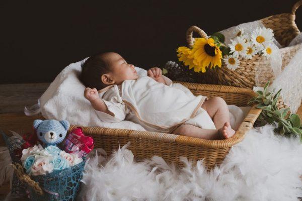 グッズを使って赤ちゃんのかわいいさ際立つ写真が撮れる!周りと差をつけよう