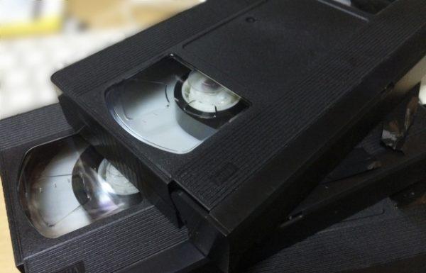 処分するビデオデッキを不用品回収業者に依頼