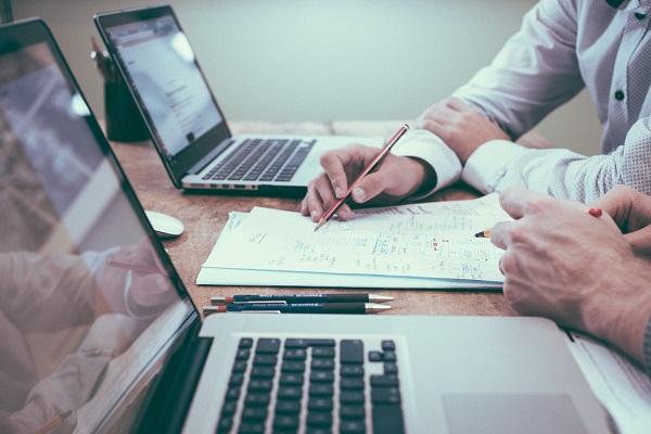 【書類の書き方】赤字の場合の損失申告方法