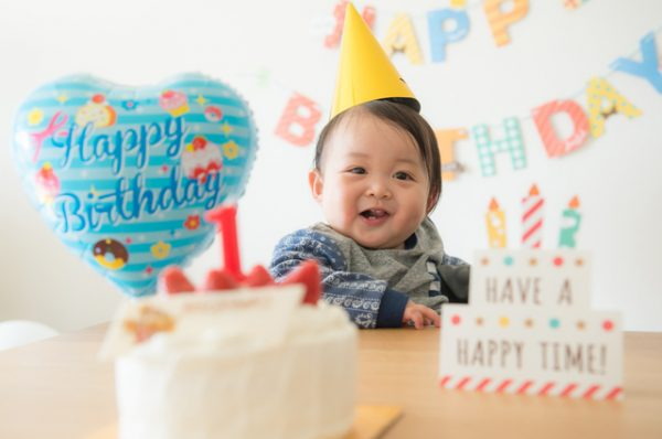 赤ちゃんの行事で1歳の誕生日は何をする?