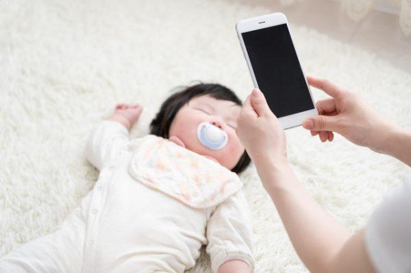 赤ちゃん写真を撮るコツ