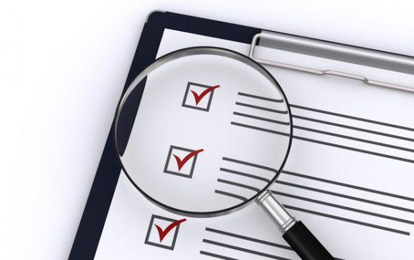 税理士との面談に向けて準備することチェックリスト