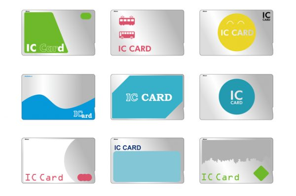 他のICカードにも使用できる