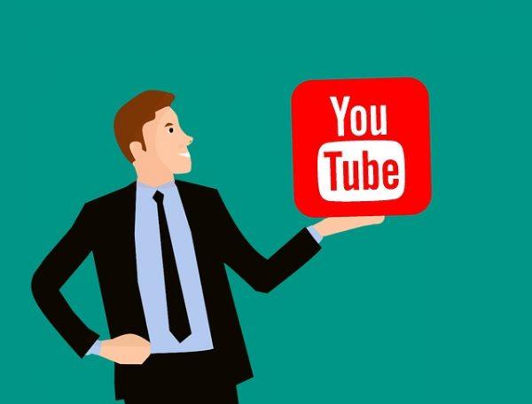 YouTuberが経費として計上できるもの6選を紹介するためのイラスト