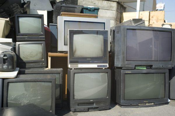 ブラウン管テレビの処分方法