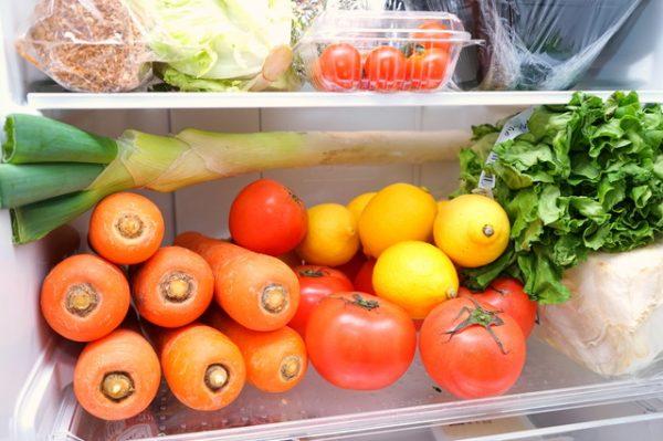 野菜室を綺麗に保つポイント