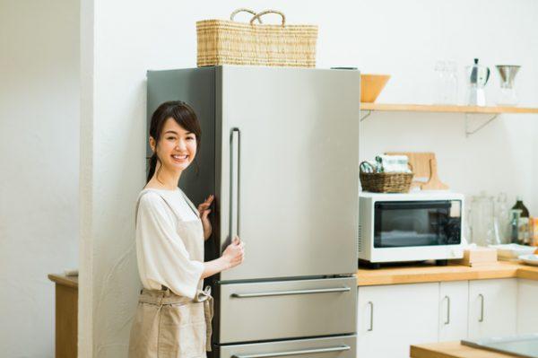 冷蔵庫上に上手に収納するポイント