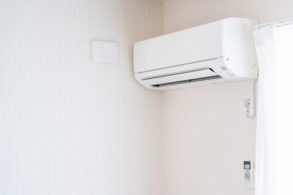 エアコン室内機の画像