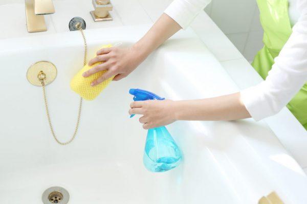 プロがすすめるお風呂掃除の方法