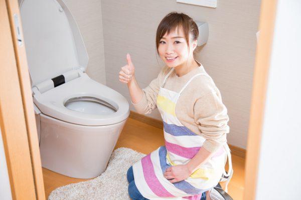 トイレの黒ずみの予防法
